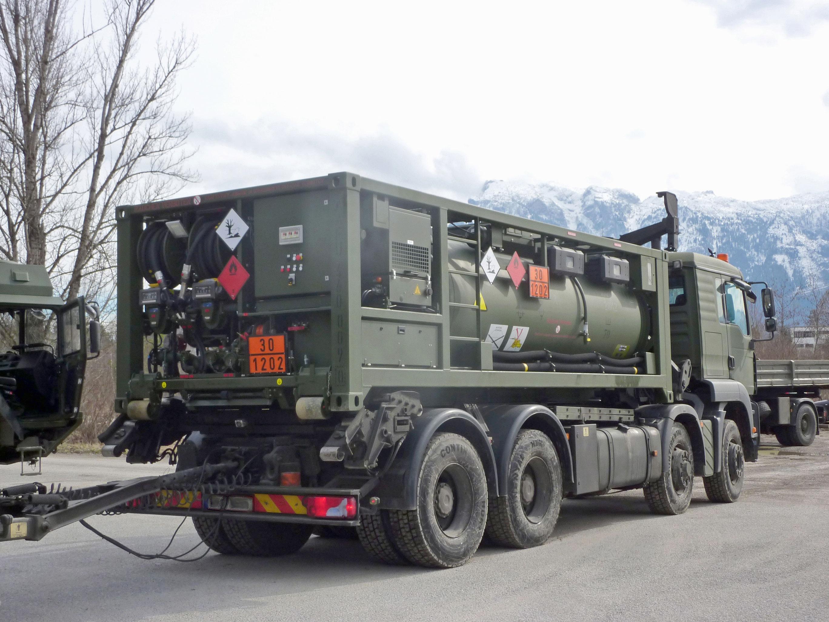Marontech Communications Austrian Bundesheer Take Delivery
