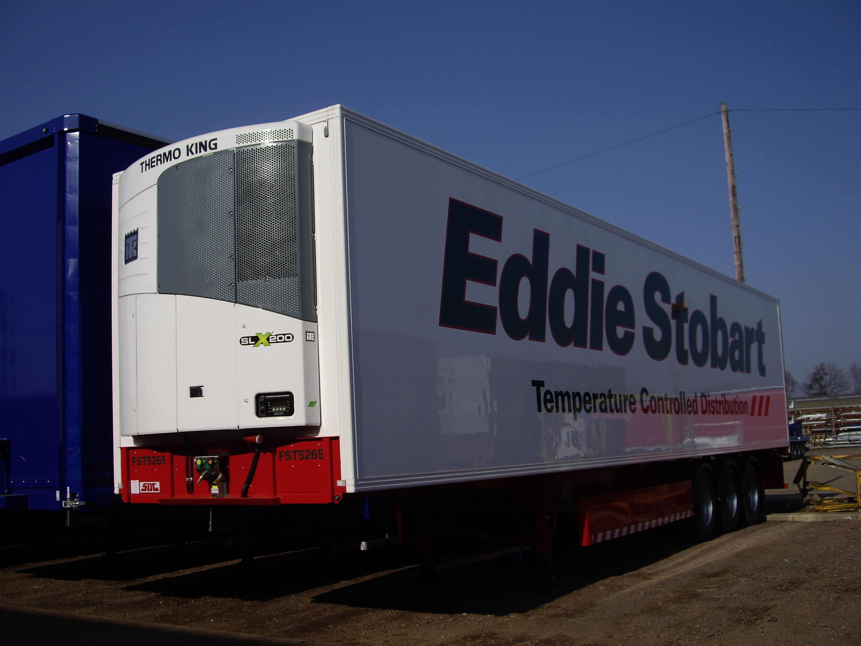 Marontech Communications MFS Supplies Eddie Stobart with Thermo King